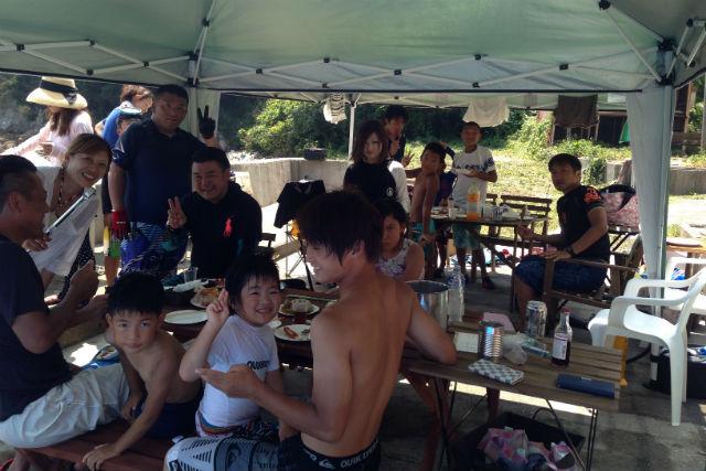 【兵庫・SUP体験・BBQ】たっぷり遊んでガッツリ食べよう!BBQ付きプラン