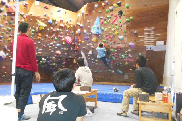 【広島・福山・ボルダリング】全身エクササイズで、運動不足を解消!1日ボルダリングプラン