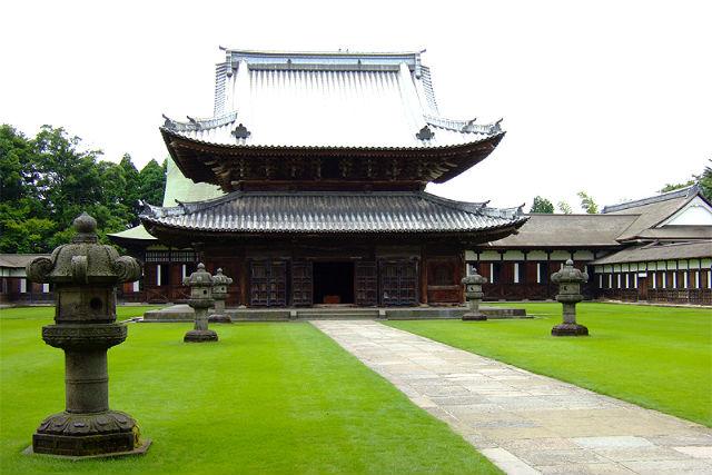 【富山・高岡・写経体験】瑞龍寺をめぐる小さな旅。精進料理付き午後プラン