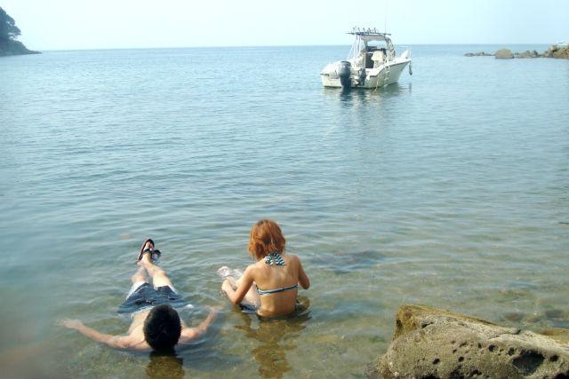【大阪・クルージング】オプションを付けて丸1日遊ぼう!無人島デイキャンプ