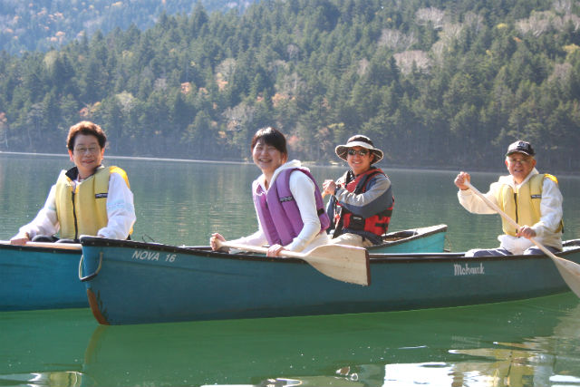 【北海道・カヌー】道内最高!標高810メートルの然別湖で、水上の自然散策