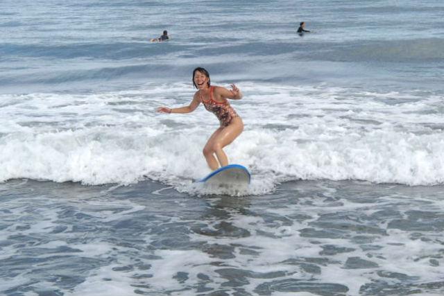【福島・サーフィン】福島の海へ行こう!はじめてのサーフィン体験!