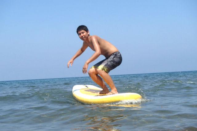 【福島・サーフィン】日本サーフィン連盟お墨付き!サーフィン検定GETプラン