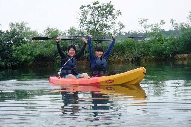 【沖縄・宮古島・カヤック】生き物たちの楽園!島尻のマングローブ林で遊ぼう