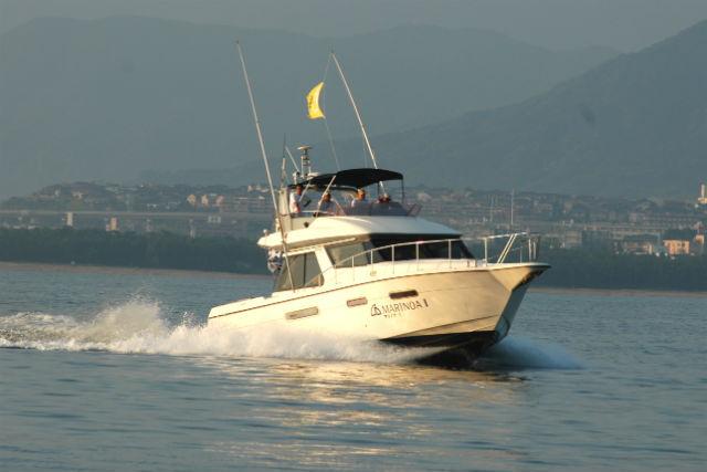 【福岡・博多・クルージング】博多湾&能古島をクルージング。見所いっぱいの1時間ツアー