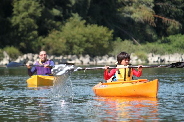 【徳島・カヤック】水の美しさに感動!四国最大「吉野川」でカヤックツアー(1時間30分)