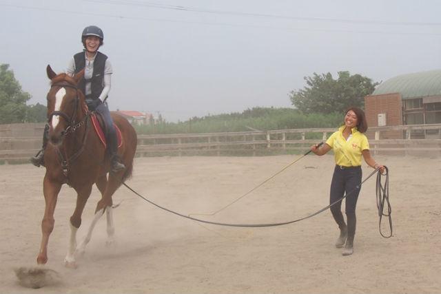 【千葉・乗馬】成田空港近くの乗馬クラブ!3日で取得できる5級ライセンスに挑戦