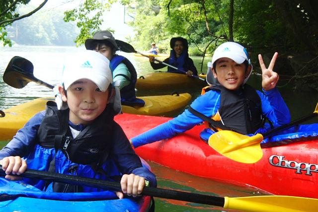 【埼玉・長瀞・カヌー】自然豊かな荒川で、ゆったり川下りしよう(90分)