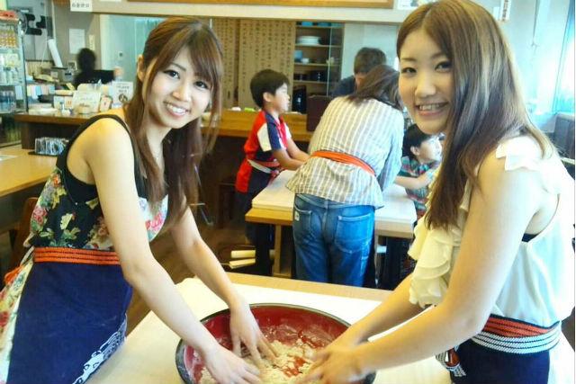 【徳島・祖谷・そば打ち体験】900年の歴史をもつ「祖谷そば」を打って、その場で実食!