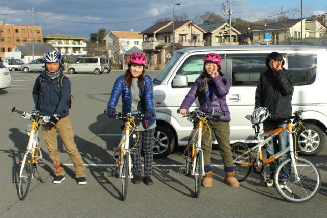 【広島・尾道・ガイドツアー】瀬戸内のんびりサイクリング&季節の草木染体験ツアー