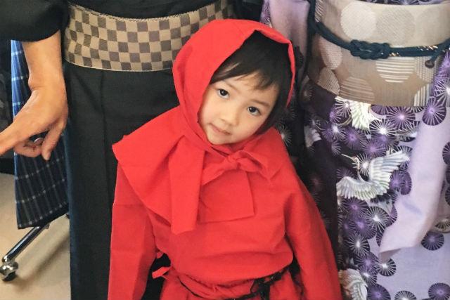 【島根・松江・コスプレ体験】忍者になって町歩きを楽しもう!忍者衣装レンタル