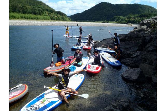 【岐阜・SUP】金華山&長良川・絶景SUPツアー!「清流の国」を満喫しよう!