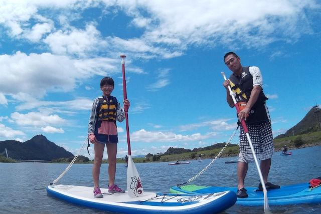 【岐阜・SUP】初心者歓迎!長良川のんびりSUP体験ツアー(2時間)