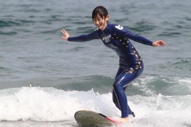 【徳島・サーフィン】「1日でテイクオフできる」と噂のスクール!プロが教えるサーフィンスクール