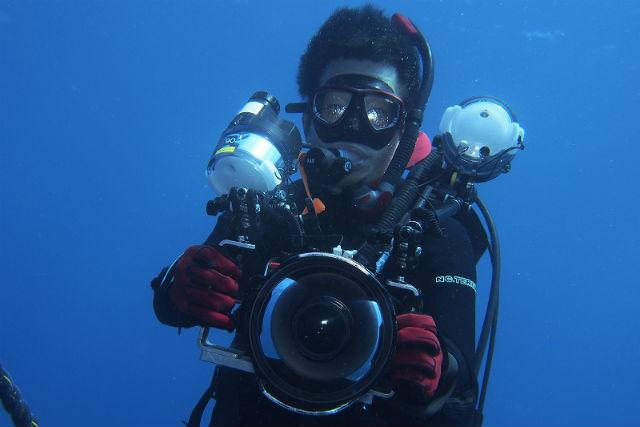 【兵庫・三田発・和歌山・ファンダイビング】関西ダイバー憧れの海!和歌山串本でファンダイビング(2ボート)