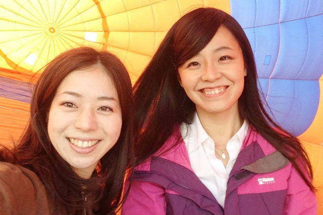 【埼玉・熱気球搭乗体験】100%感動させたい!大切な人へ、とっておきのサプライズ