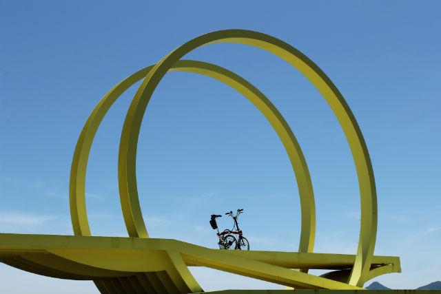 【広島・尾道・ポタリング】自転車でスイスイ!アートの島「生口島」をポタリングしよう