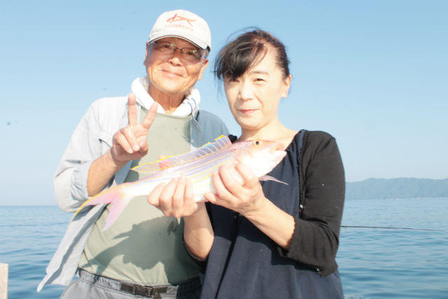 【高知・宿毛市・釣り体験】ボートに乗って出かけよう!宿毛湾・釣り体験(初心者限定)