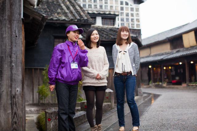 【大分・日田・ガイドツアー】90分の豆田町散策ツアー!廣瀬資料館立ち寄りつき