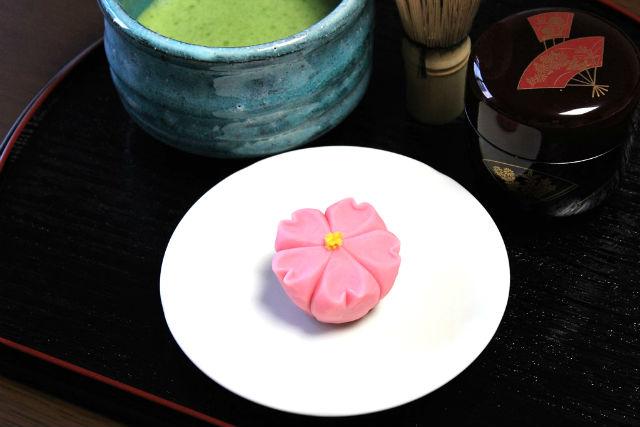 【東京・千駄木・お菓子作り体験】英語対応OK!和菓子「練り切り」作りと「抹茶たて」レッスン