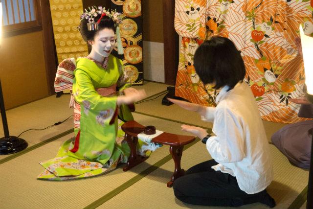 【岐阜・伝統文化体験】舞妓さんの世界に触れよう!芸妓文化を残す川原町ならではの体験