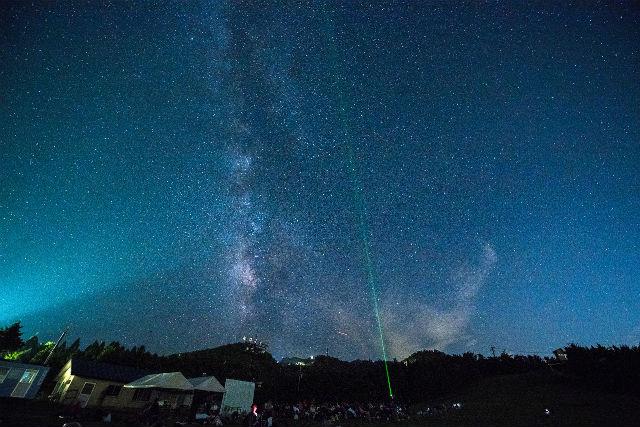 【愛媛・西条・ナイトツアー】標高1,300mで星空観察!石鎚山スターナイトツアー