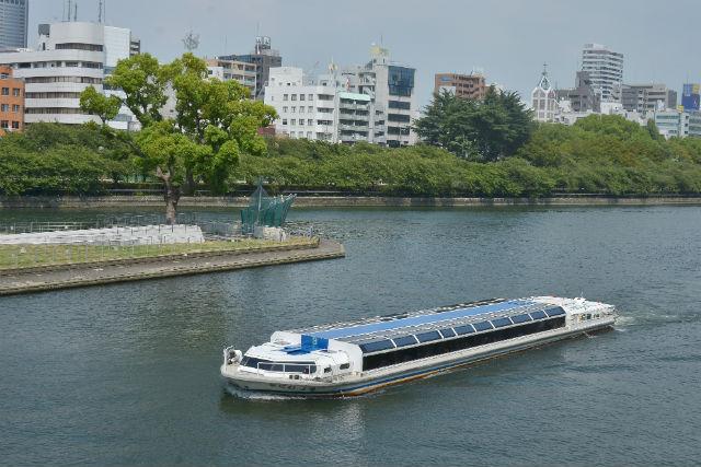 【大阪・中之島・クルージング】天満橋を巡る!天満橋Best View Cruise