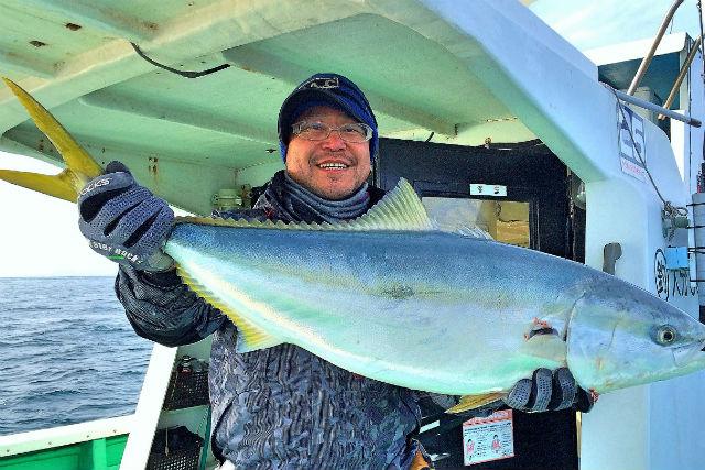 【大分・釣り体験】経験者向け!充実設備の大型船で、旬の魚を釣ろう!