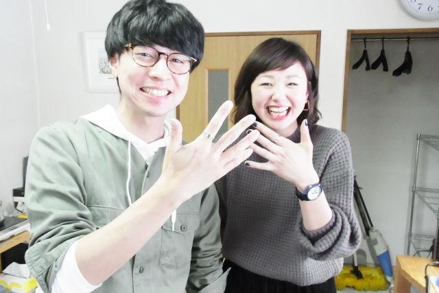 【滋賀・シルバーアクセサリー】ペンダントorリングを制作!思い出に残るハンドメイドジュエリー