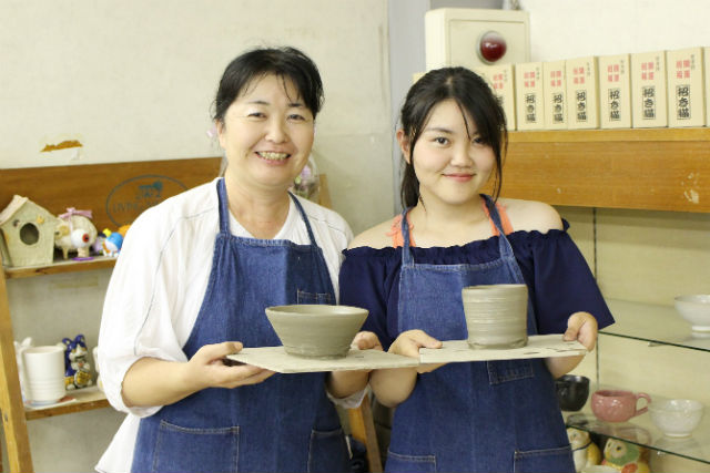 【愛知・電動ろくろ陶芸】常滑焼を電動ろくろで作陶!常滑駅から徒歩9分の教室へ