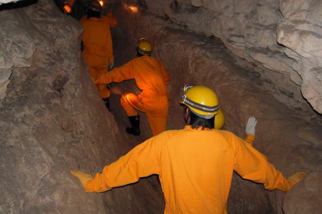 【高知・ケイビング】日本三大鍾乳洞の「龍河洞」へ!1億7500万年の歴史を堪能