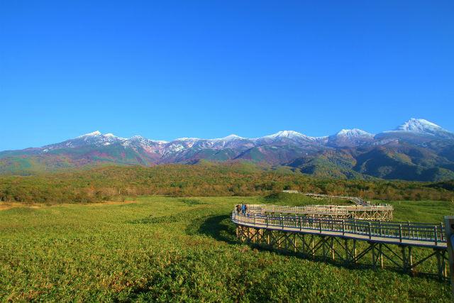 【北海道・知床・トレッキング】カムイワッカ&知床五湖一周コース!知床の見どころを満喫