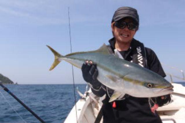 【大分市・釣り体験】ジギングコース!7時間たっぷり釣り体験