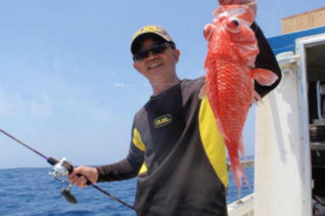 【大分市・釣り体験】貸切・遠征ジギングコース!大物ゲットの遠征へ!