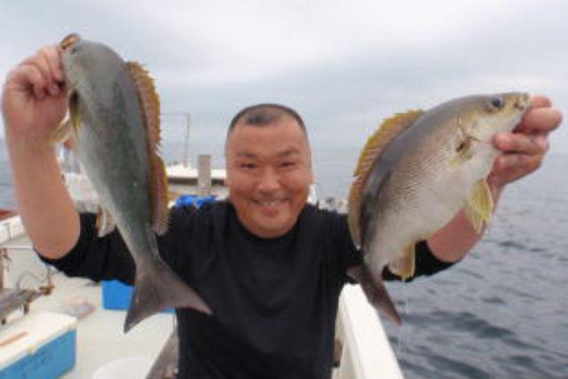 【大分市・釣り体験】貸切・五目釣りコース!バリエーション豊富な魚をゲット!
