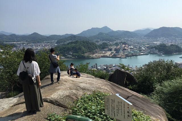 【広島・ガイドツアー】尾道のんびりジョギングツアー!7つのお寺&3つの展望台を満喫