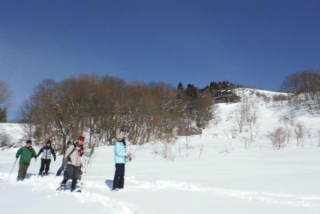 【福井・スノーシュー】冬ならではの外遊びを楽しもう!スノーピクニック