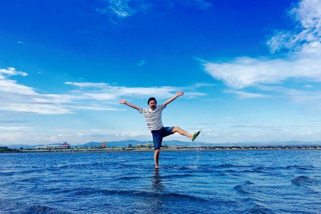 【静岡・浜松・エコツアー】asoview×浜名湖観光圏オリジナル!湖上散歩+漁法体験+豪華海鮮BBQ