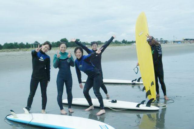 【徳島市・サーフィン】自由にサーフィンしよう!サーフボードレンタル