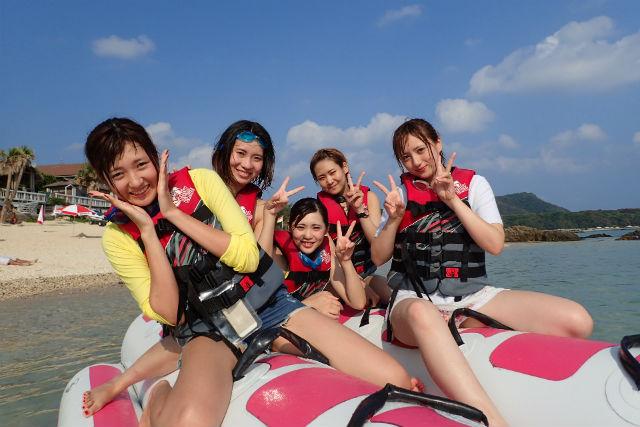 【奄美大島・フライボード&SUP&チューブ】3つのアクティビティを満喫!ロングステイプラン