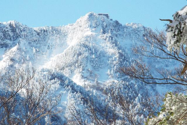 【愛媛・石鎚山・スノーシュー】真っ白な世界をおさんぽ!スノーシュー体験(半日)