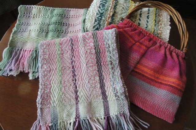 【群馬・機織り体験】複雑な模様も作れる!手織りでストールを作ろう