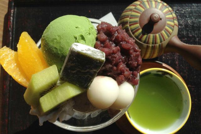 【静岡市・料理体験】隠れ家カフェで、静岡茶当てクイズ(抹茶スイーツつき)