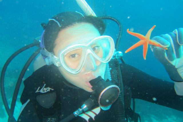 【静岡・伊豆・体験ダイビング】女性インストラクターがご案内!1~4人で行く体験ダイビングツアー
