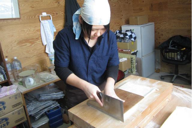 【鳥取・そば打ち体験】そば打ち&お抹茶体験プラン!日本のくらしを満喫