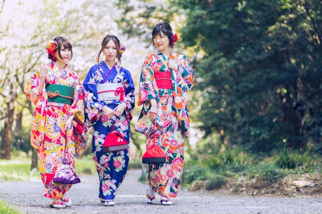 【東京・池袋・着物レンタル】池袋散策が楽しくなる!お得な着物レンタル