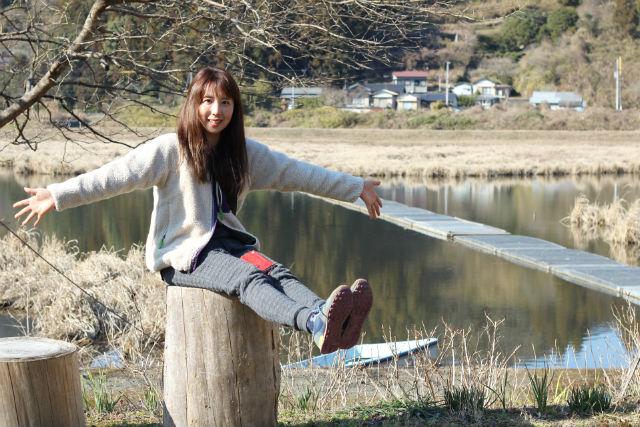 【高知・エコツアー】めだか池フットパスを歩こう!村でゆったり自然体験