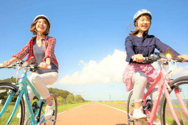 【茨城・霞ヶ浦・サイクリング】かすみがうらライドクエスト・フルーツハンター(スタンダード・約25km)※自動車でお越しの方