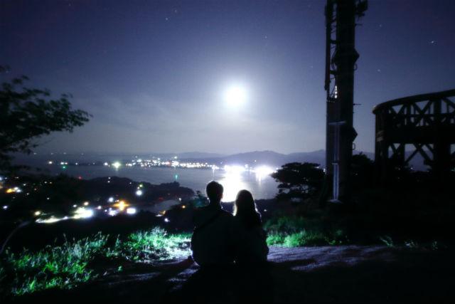 【宮城・気仙沼市・ガイドツアー】満点の星空の下で。星空ガイド&フォトツアー