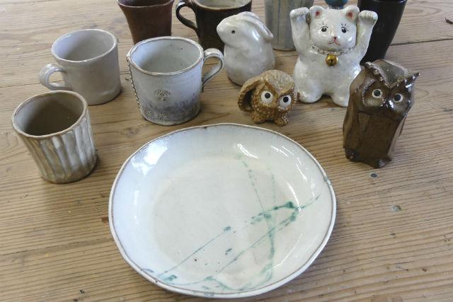 【三重・伊勢志摩・陶芸体験】カップ・お皿・置物などを作れる!手びねり体験